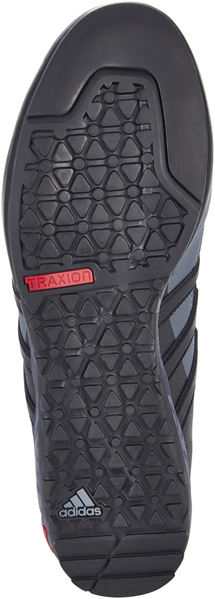 adidas TERREX Swift Solo 2 Shoes Herren blackblacklead